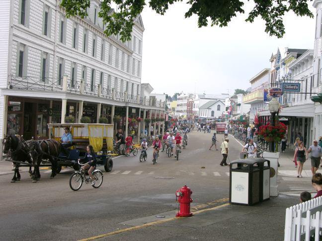 Mackinac Island Michigan Tour