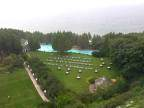 swiming pool from Cupola Bar