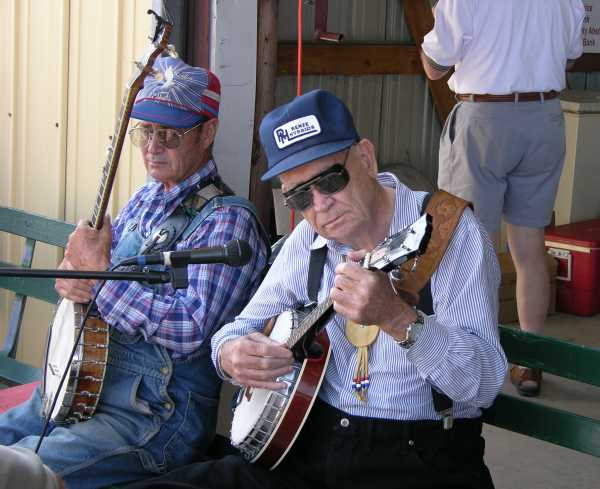 Wheatland Old Timers folk music