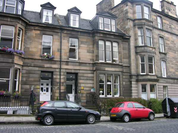Relax Guest House - Edinburgh