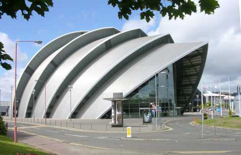 Clyde Auditorium (The Armadillo)
