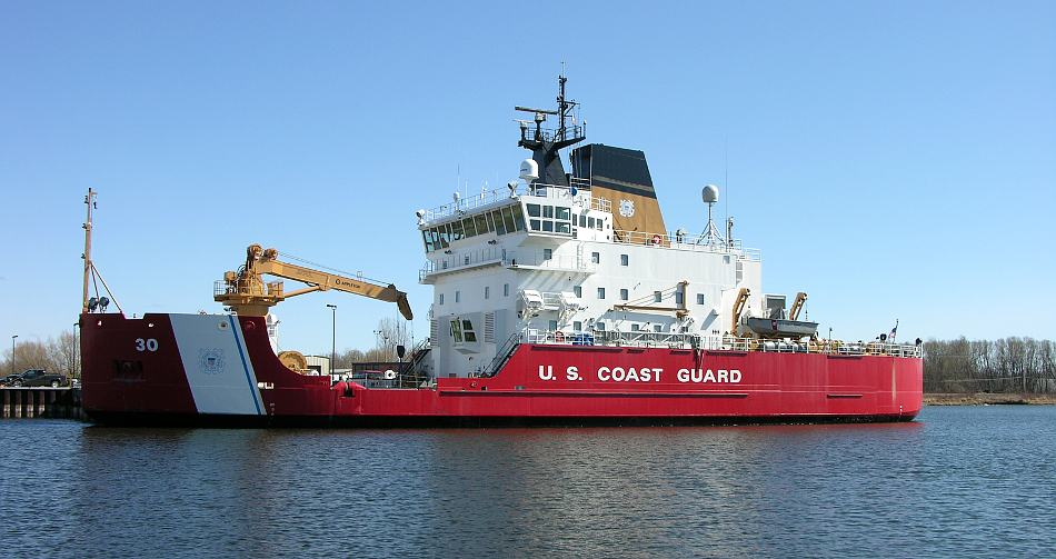United States Coast Guard Cutter Mackinaw
