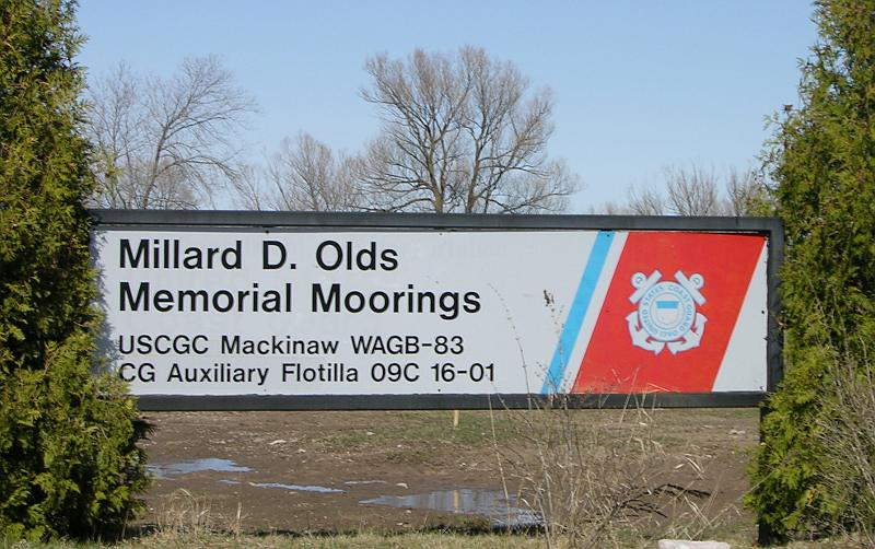 Millard D. Olds Memorial Moorings - Cheboygan, Michigan