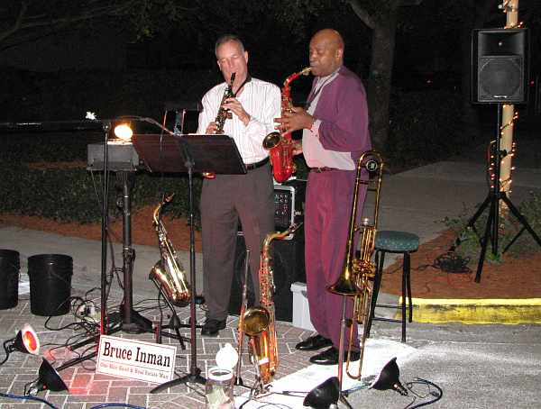 Bruce Inman - One Man Band in Naples, Florida