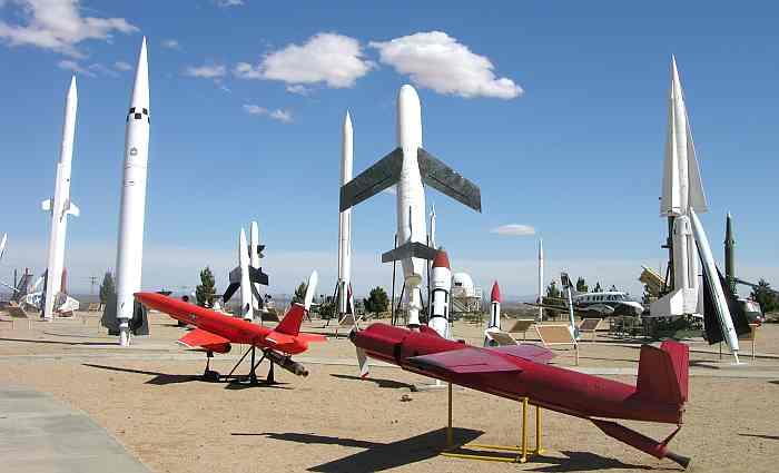 Missile Park - White Sands Missle Range