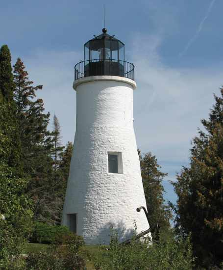 Old Presque Isle light tower