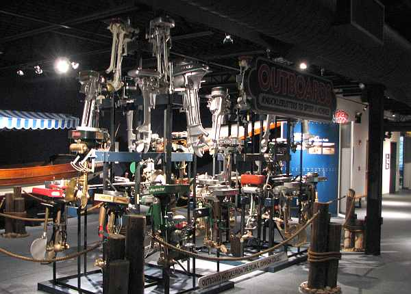 History of outboard motors