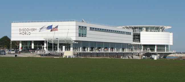 Photo of Discovery World in Milwaukee, WI