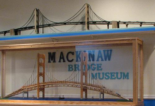 Mackinaw Bridge Museum - Mackinaw City, Michigan
