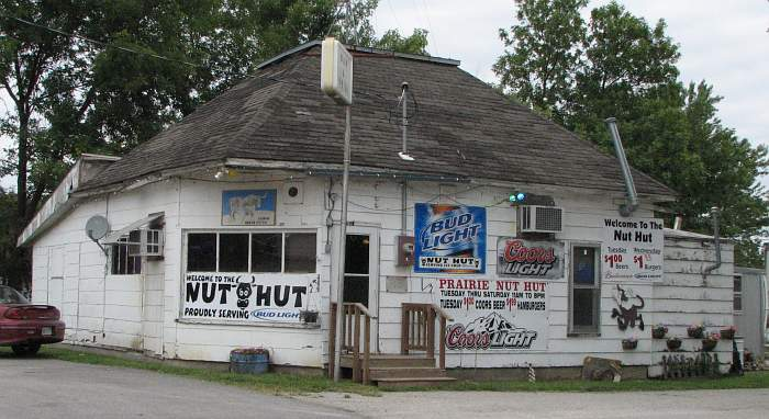 Prairie Nut Hut in Altoona, Kansas