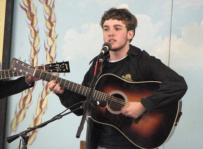Dillon Hodges - 2007 Flat Picking Guitar National Champion