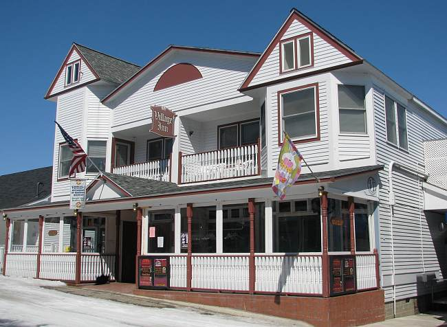 Village Inn - Mackinac Island, Michigan