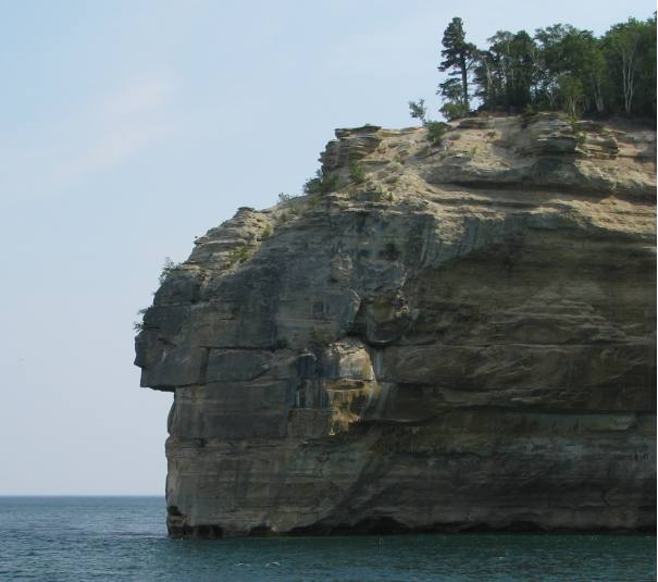 Indian Head Point - Pictured Rocks National Lakeshore