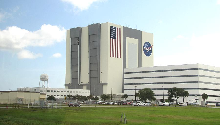 NASA Vehicle Assembly Building - Kennedy Space Center