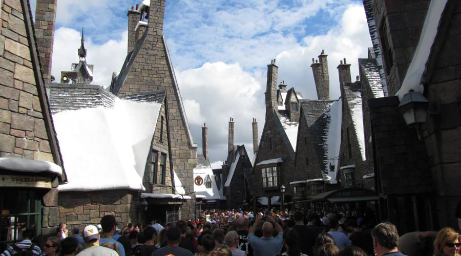 Hogsmeade - The Wizarding World of Harry Potter