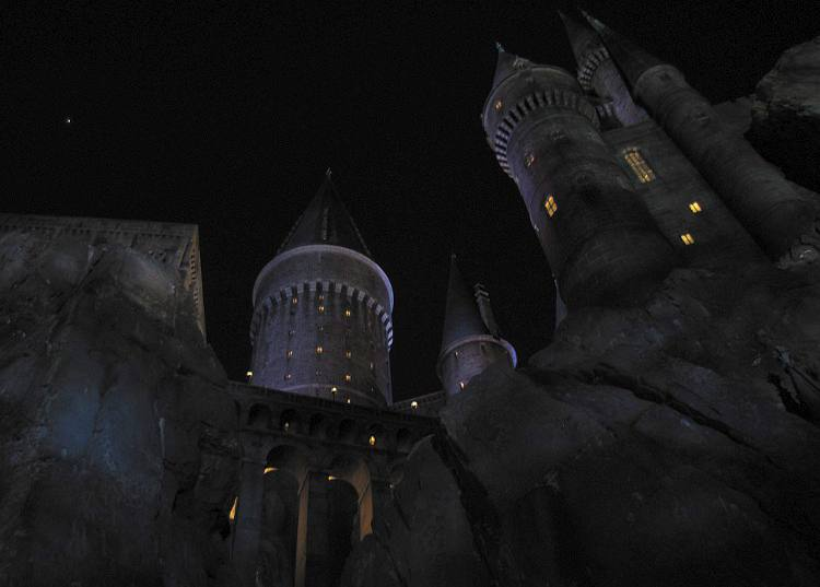 Hogwarts - the Wizarding World of Harry Potter