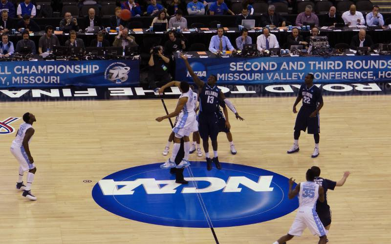 North Carolina Tar Heels, Villanova Wildcats, NCAA tournament