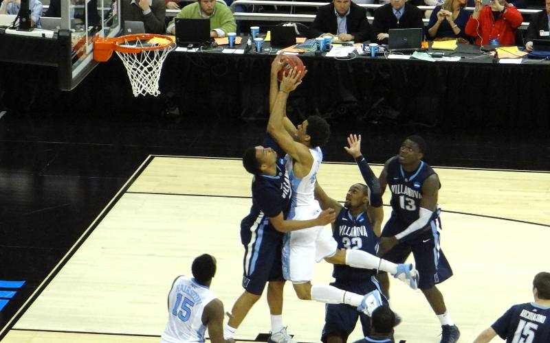 North Carolina Tar Heels, Villanova Wildcats