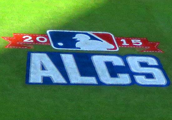 2015 American League Championship Series Game 2