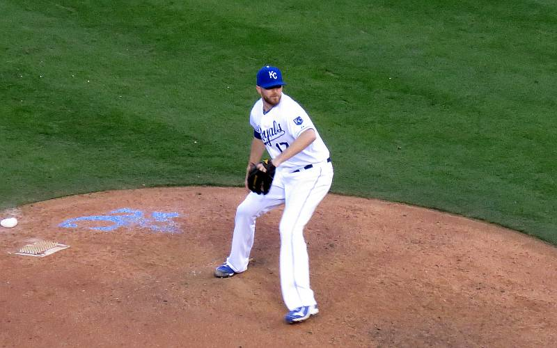 Wade Davis - Kansas City Royals