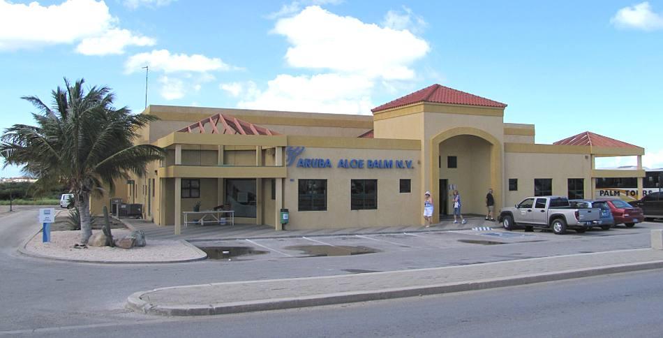 Aruba Aloe Factory Palmera Rum Amp Zeerover