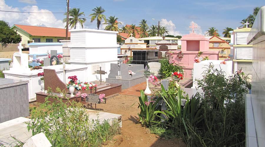 Exploring Aruba Churches Stores Amp Cemeteries
