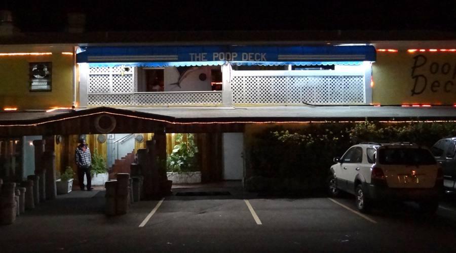 Nassau, Bahamas: The Poop Deck