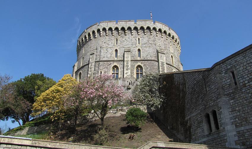 Touring Windsor Castle