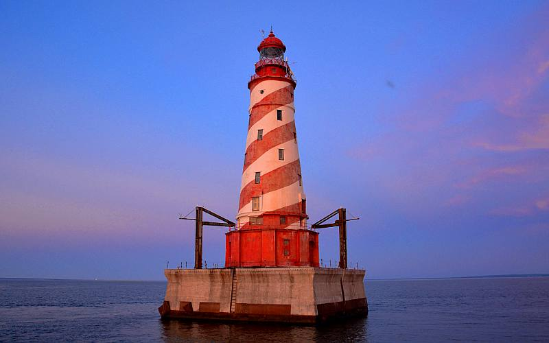 Mackinac Lighthouse Cruise 2014 Northern Michigan Trip