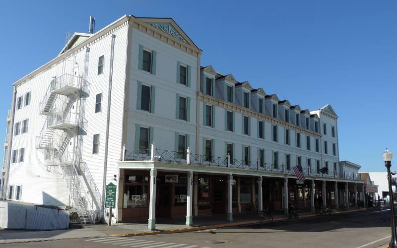 Chippewa Hotel Mackinac Island Michigan